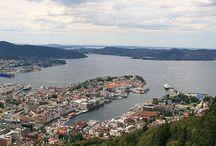 Bergen / Photos of Bergen, Norway.