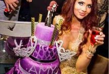 Celebrity commissions / La Belle Cake Company has made birthday cakes for celebrities such as TOWIE and Love Island