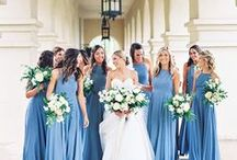 Blue wedding inspiration / Luxury Blue Wedding Inspiration  by La Belle Cake Company
