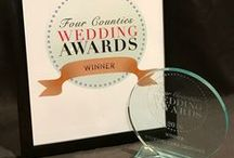 Awards and Credits / La Belle Cake Company has won wedding and cake awards