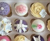 Cupcakes / Wedding, birthday and party Cupcakes created by cakes by La Belle Cake Company