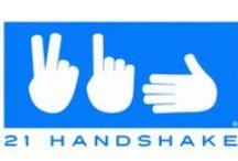 21 handshake / by Sarah Crapo Hayes