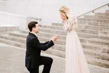 Perfect Proposals / Style Me Pretty & How He Asked have teamed up to share some of the sweetest proposals you've ever seen!