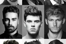 Hairstyles for Men / Full-on updated hairstyles for men that can give you the personality drastic changes and tips to manage your hairs with love.