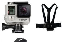 Action Cameras / As video recording has become a trendy thing for people these, we should to share this board of action cameras that camera enthusiast might find best.