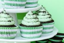 St. Patrick's Day Baking / Ideas for fun St. Patrick's Day baking to do with kids