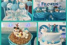 Eduardo's Olaf/Frozen Party / Eduardo's 2nd Birthday Party