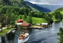 Telemark / Photos of Telemark, Norway. I have visited Telemark many times.
