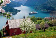 Hardanger / Photos of Hardanger, Norway. I have visited Hardanger many times.