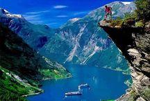 Geiranger / Photos of Geiranger, Norway. I have visited Geiranger 2 times.