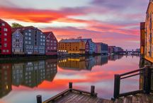 Trondheim / Photos of Trondheim, Norway. I have visited Trondheim 2 times.