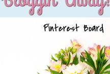Bloggin' Away / A way to share posts & connect with fellow bloggers. Please no spam. Message to be added. Pin your posts or fellow blogger's posts. Get to it!