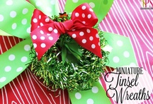Holiday--Christmas / Christmas decor ideas and Christmas activities / by Kara Cook (Creations by Kara)