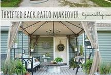 Outdoor Spaces / Ideas for outdoor decorating