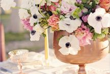 Centerpieces / by Brittany Bouse