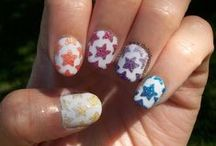 My Nail Designs! / I love painting my nails and doing random designs :)  These are all my creations which I post to my blog, plus a few Guest posts here and there.