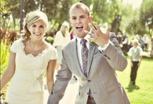 Wedding/Party Ideas / by Emily Tate