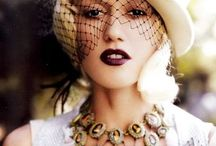 I covet thy style / Muses and icons / by Maggie Russell Truitt