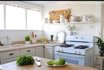 Beautiful Rooms-Kitchens / Home decor ideas for Beautiful Kitchens