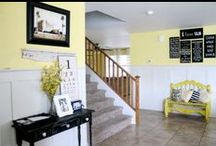 Beautiful Rooms-Entries / Foyers and entry ways that make a statement