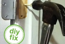Clever & Helpful DIY / by Kimberly Rothman