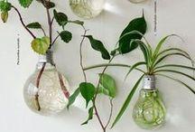 Getting Crafty! / Fun, eco friendly, DIY!