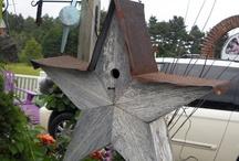 Birdhouses / by Debby Decubellis