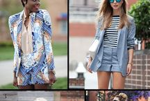 Spring/Summer - What to Wear / by Maggie Russell Truitt