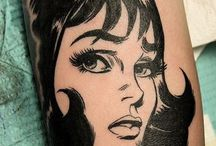 Tattoos / by Morgan Sorling