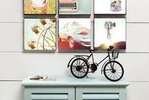 Inspiration :: The Photo Wall