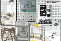 Ideas para Habitaciones infantiles. / Ideas para decorar habitaciones para niños / by ¿Qué necesita mi bebé? .