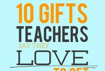 Educator appreciation gifts / Gift ideas for Teacher Appreciation Week, National School Nurse Day, Texas Public School Paraprofessional Day, National Library Week and more!