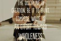 reclaim your creativity / by Alison Marra