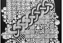 Zentangle 4 / Zentangle