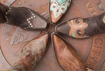 Cowgirl Boots / by Maggie Russell Truitt