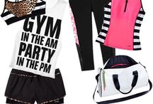 Workout Wear / Because I shouldn't look like a scrub while working out  / by Maggie Russell Truitt