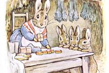 Beatrix Potter / Art by Beatrix Potter