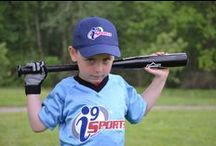T-Ball / Baseball / i9 Sports offers t-ball and baseball programs for boys and girls across the country. Visit our website to learn more - www.i9sports.com