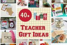Gift Ideas- Teacher Appreciation / Teacher appreciation ideas