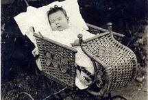 Artículos de bebés vintage