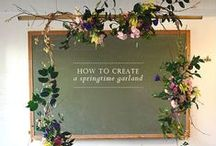 Floral Tutorials / Tutorials on how to create beautiful wedding flowers