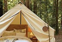 Glamping / by Brittany Bouse