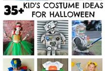 Halloween / Fun Halloween ideas for the whole family whether costumes, party food or decor!