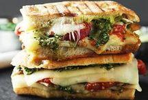 Delicious SANDWICHs / Sandwich recipes