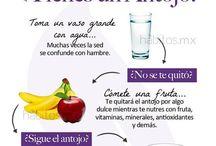 Alimentación para premamás y mamás