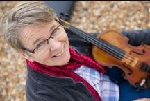 Violin lessons in Brighton / Learn violin in Brighton, UK. Tailor-made lessons to make you fall in love with music. Inspired and experienced tutor offering lessons for adults and children, starters, improvers, returners, exams, classical, folk, jazz, improvisation.