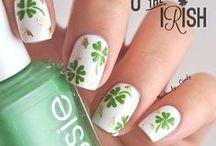 St Patrick's Day Nail Ideas