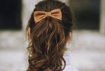 Lady Coletas / #ponytail #hairstyle #cabello #pelo #coleta #recogido