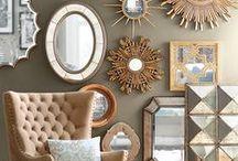 Interiør speil