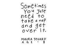 yes. (WORDS) / by Luisa Kara